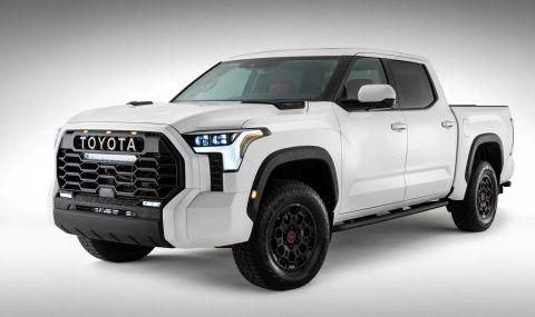 Toyota подсказва за нова офроуд технология - 1