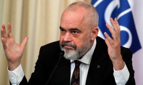 Албанският премиер: Ще се върнем към нормалния живот след 2 години