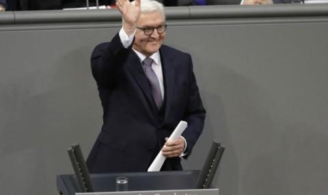 Франк-Валтер Щайнмайер е новият президент на Германия (СНИМКИ) - 1