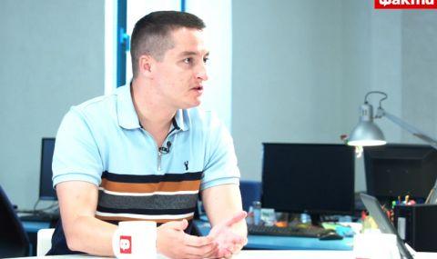 Явор Божанков пред ФАКТИ: