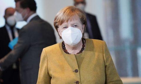 Меркел: Доволна съм от новите национални мерки за борба с коронавируса!