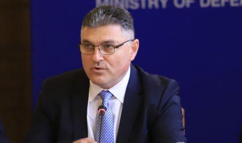 Панайотов: Направихме всичко по случая със загиналия пилот - 1