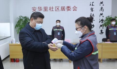 Китайският президент знаел за вируса