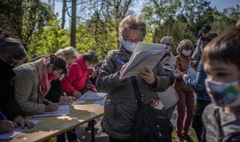 Чехия удължи до 17 май извънредното положение