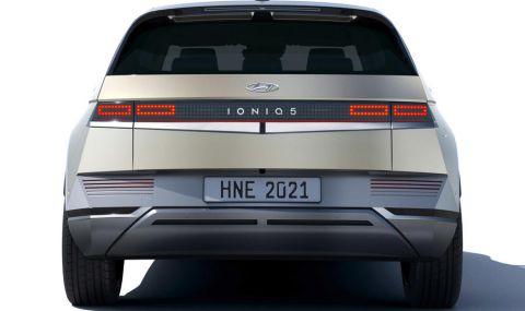 Ioniq 5 дебютира като първия самостоятелен модел на марката - 4