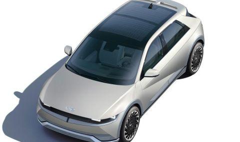 Ioniq 5 дебютира като първия самостоятелен модел на марката - 2