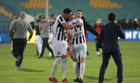 Нападател на Локомотив Пловдив привлече интереса на елитен френски клуб
