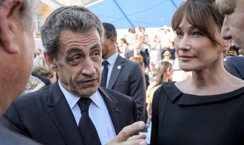 Никола Саркози отново в челен сблъсък с правосъдието