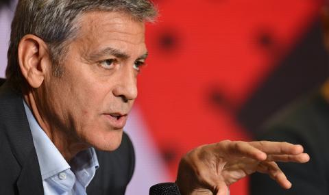 Джордж Клуни се завръща към телевизията (ВИДЕО)