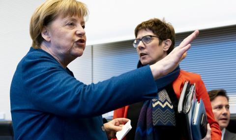Германия затваря границите, ако...