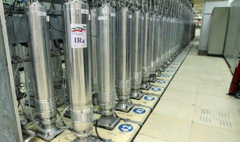 Иран инсталира усъвършенствани центрофуги в подземен завод