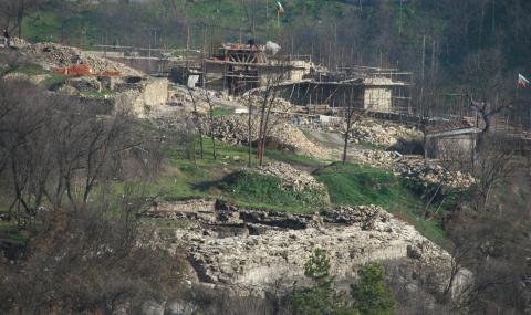 Откриха бебе, погребано в гърне на Трапезица