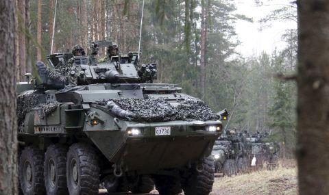 Байдън призова ЕС да положи усилия, за да се превърне във военна сила