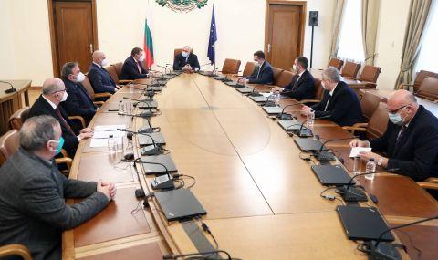 Извънредни новини за ситуацията с COVID-19 у нас след среща на Борисов с НОЩ