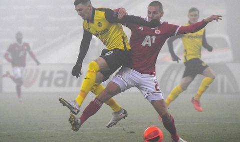 Трансферът на Валентин Антов в Арсенал пропадата заради националния ни тим