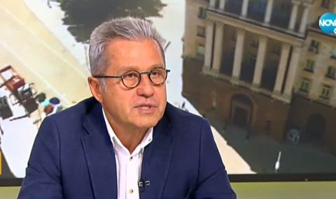 Йордан Цонев: ДПС е зрител в преговорния процес - 1