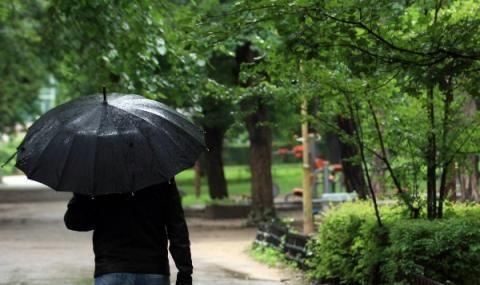 Денят започва със слънце, но после ни чакат дъжд и градушки