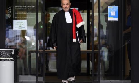 Швейцария потвърди присъда на украински депутат