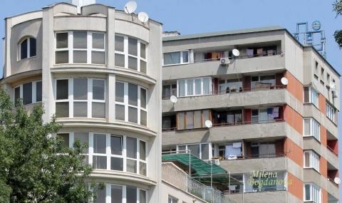 Цените на имотите в жилищните комплекси на София