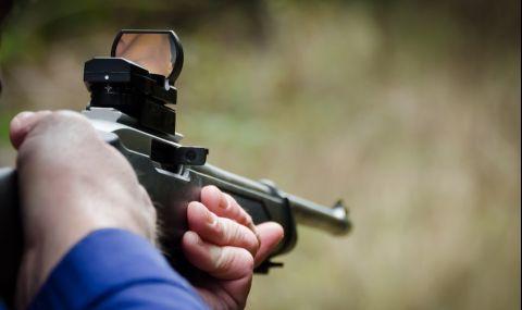 Стрелба в Петрич: Мъж нахлу с пушка в дома на бившата си и стана страшно