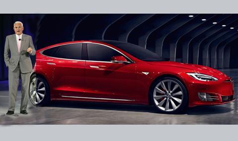 Боб Лъц отново избухна срещу Tesla