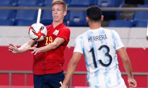 Испания се класира за 1/4-финалите в Токио след равенство с Аржентина - 1