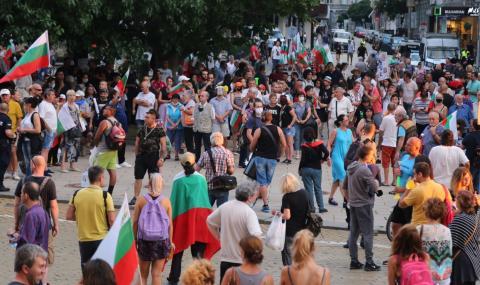 Кой се страхува от протестите?