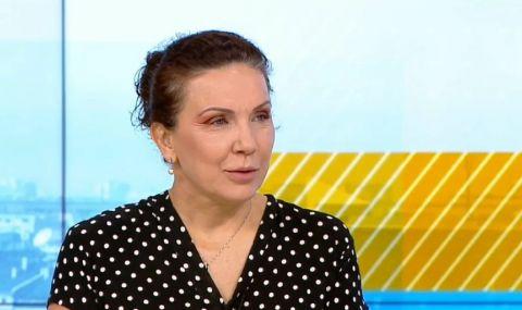 Антония Първанова от НДСВ проговори за професионалиста Николай Василев
