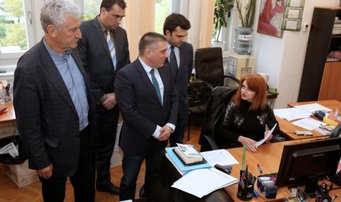 ГЕРБ депозираха законопроекта за мажоритарния вот