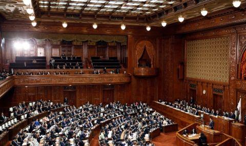 Разпуснаха парламента в Япония - 1