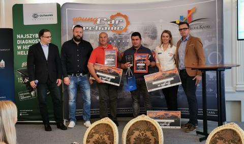 Българин е най-добрият млад автомеханик в Европа
