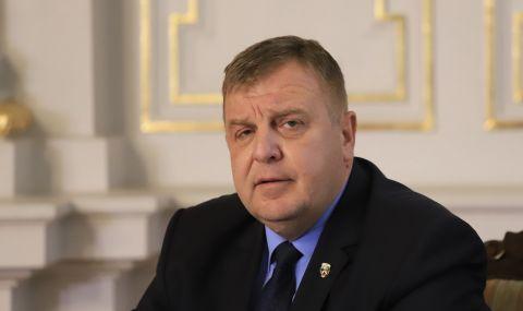 Напредък с Каракачанов няма да има