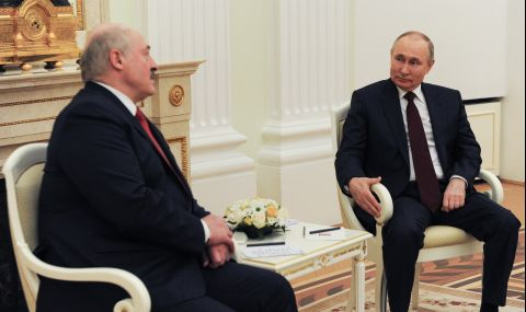 На Лукашенко не му остава още много време