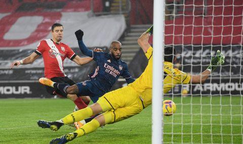 Арсенал предлага нов договор на една от звездите си