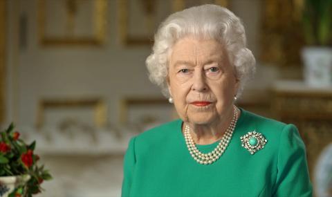 Коронавирусът няма да ни сломи, каза кралицата