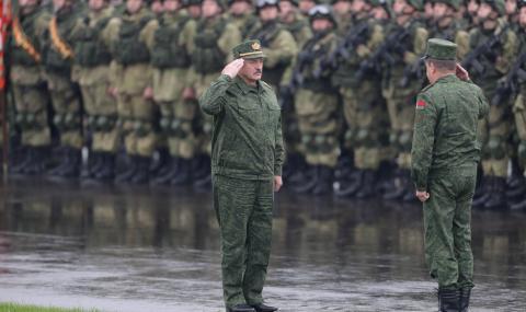 Лукашенко смени шефовете на силовите служби