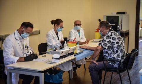 Тревожно! След Хонконг и Европа потвърди за първи два случая на повторно заразени с Covid-19