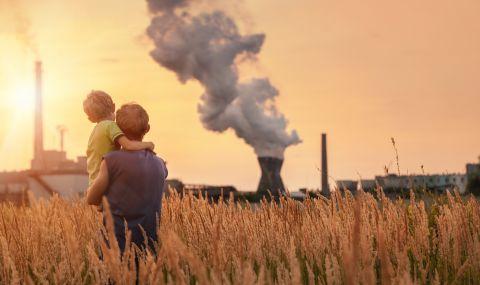 Заместването на АЕЦ с газови централи ще допринесе за глобалното затопляне