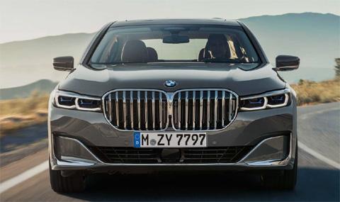 BMW казва сбогом на V12 моторите