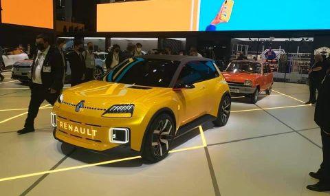 Новото Renault 5 влиза в производство през следващата година - 1