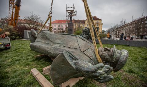 Съветски паметник, руски агенти и рицин