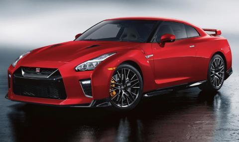 Техническите подобрения по Nissan GT-R