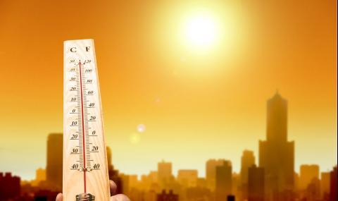 Очакват ни екстремни жеги до 2070 г.