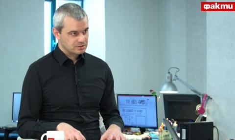 Костадин Костадинов пред ФАКТИ: Ще призная Гешев, ако повдигне обвинение на Бойко Борисов
