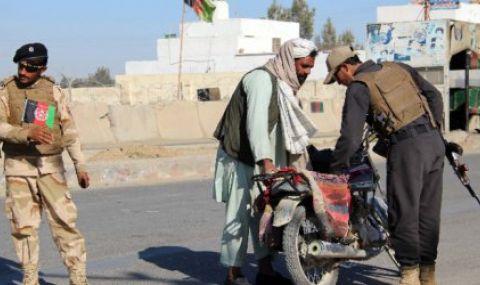 Талибани застреляха бременна полицайка - 1