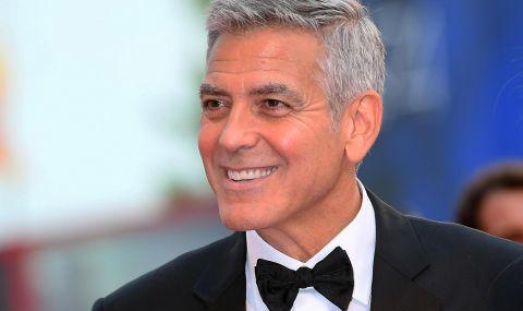 Джордж Клуни в нов сериал
