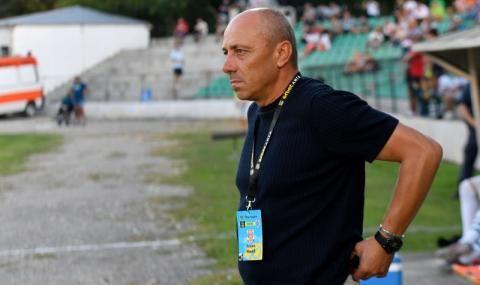 Илиан Илиев: Славия не ни изненада, важни са точките
