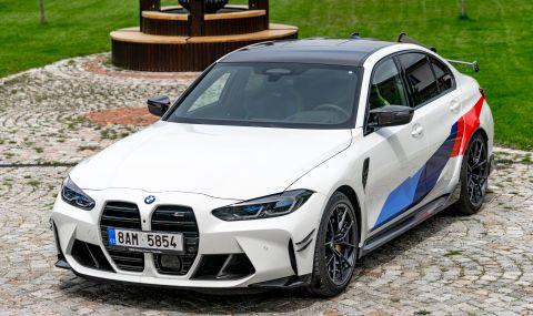 Тествахме новото BMW M4 Competition - 10