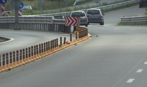 Жители на 5 села блокират Е-79 при Владая