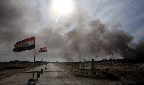 Ислямска държава с два мощни взрива
